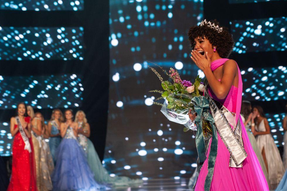 Kaliegh Garris' Miss Teen USA Win Is a Win For Black Women Everywhere