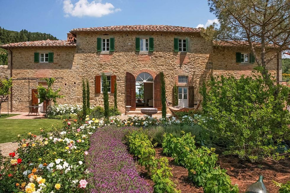 Yes, You Can Now Rent The Villa From Under The Tuscan Sun