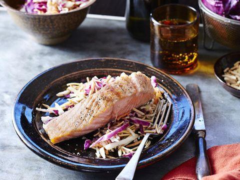 Food, Tableware, Cuisine, Meal, Drink, Plate, Ingredient, Purple, Bowl, Dish,