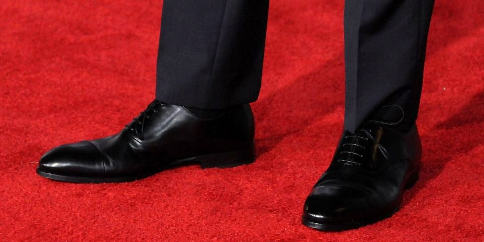 Here Are the Shoes You Should Wear With a Tux