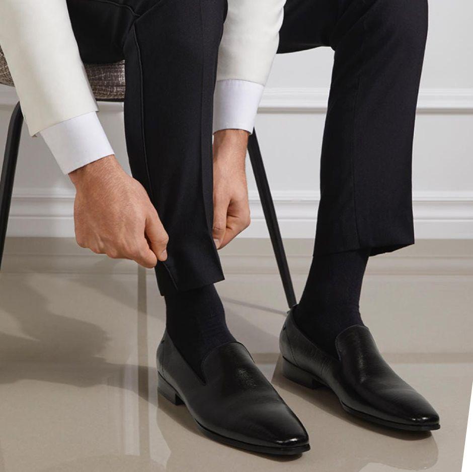 9 Best Tuxedo Shoes 2019 Men S Black Tie Wedding Footwear
