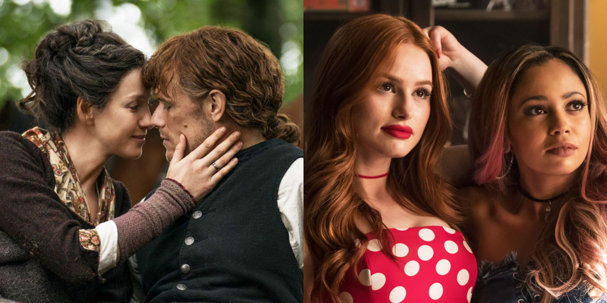 The Best TV Ships of 2018 — The Sexiest Couples on