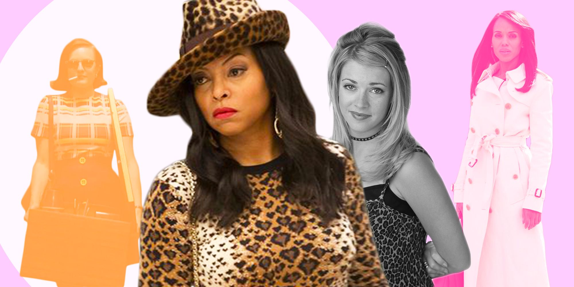 The 30 Most Iconic Outfits From Television Shows Pop Culture Tv Fashion Through The Years