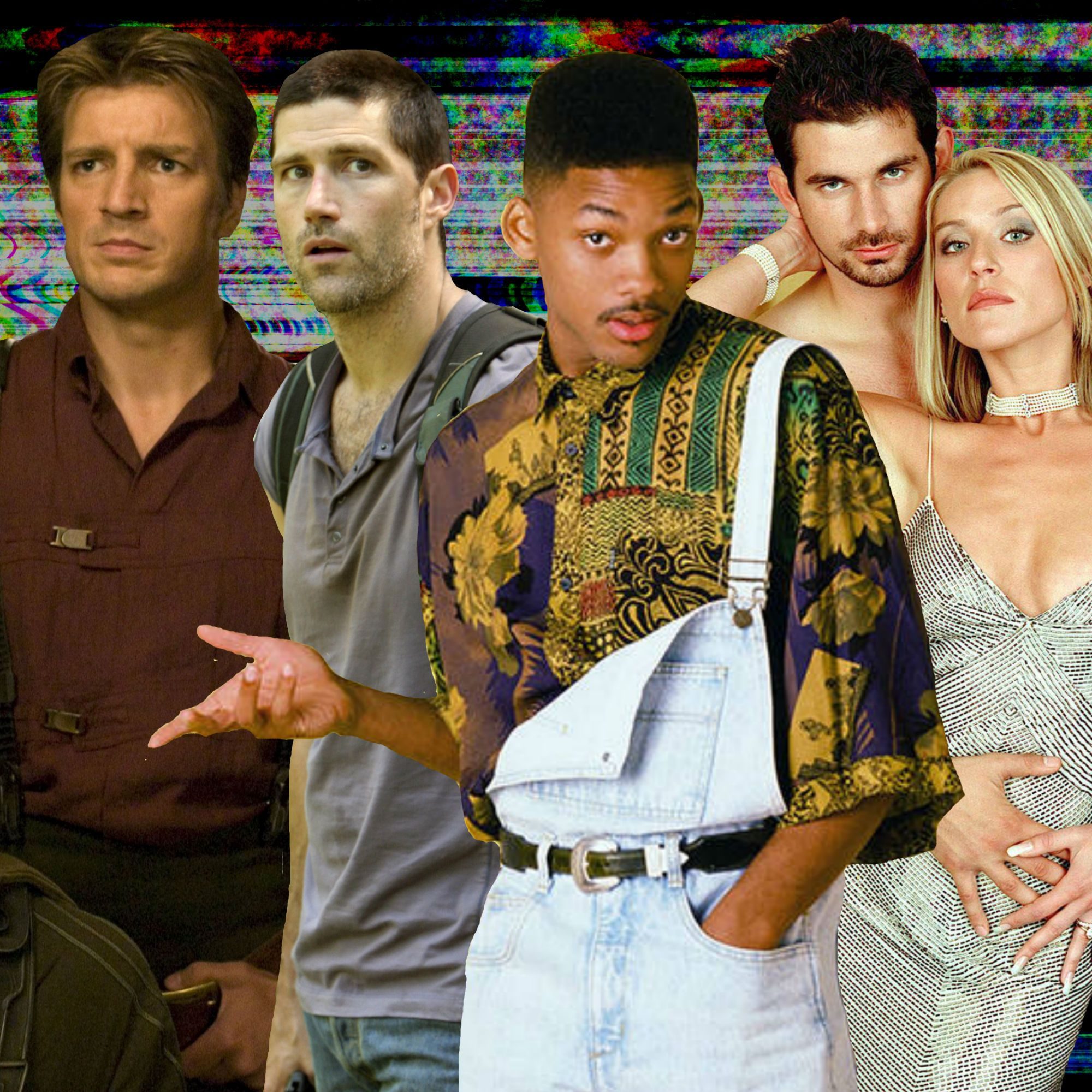Which TV show deserves a reboot? Here are your results!
