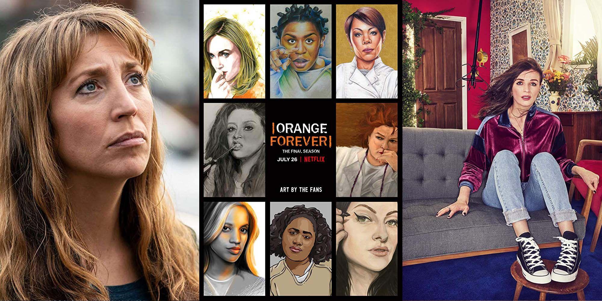 The best women-led TV series of 2019 (so far)