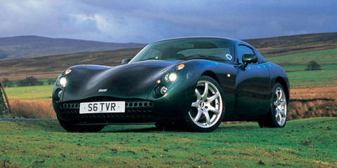 Land vehicle, Vehicle, Car, Tvr tuscan speed 6, Tvr tuscan, Coupé, Sports car, Tvr, Tvr, Classic car,