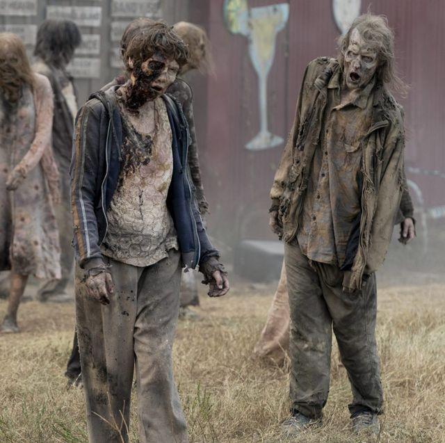 fotograma de the walking dead