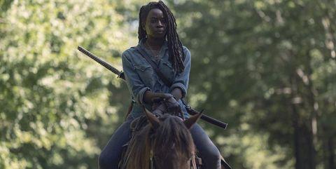 Michonne - Walking Dead
