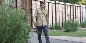 'The Walking Dead': Negan anda suelto