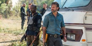 The Walking Dead, TWD, Andrew Lincoln, Lennie James