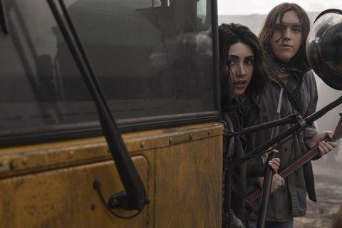 Tráiler de la tercera serie de 'The Walking Dead'