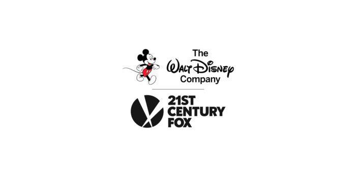 Disney Fox logos