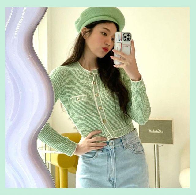 取り入れるだけで一気に春らしく、エレガントな印象になる「ツイードジャケット」。コンサバティブになりそう…と敬遠する人も多いアイテムですが、コツをつかめばトレンドアイテムへと変身! 今回はk popアイドルや韓国女優の私服や衣装で登場したツイードアイテムをご紹介。