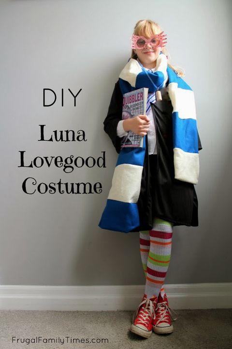 tween halloween costumes luna lovegood