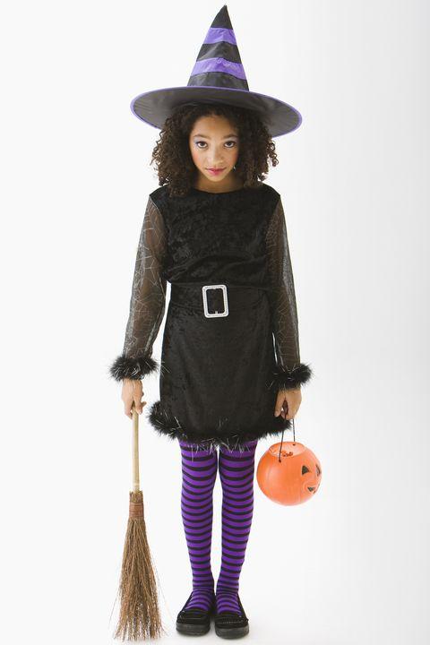tween halloween costumes witch