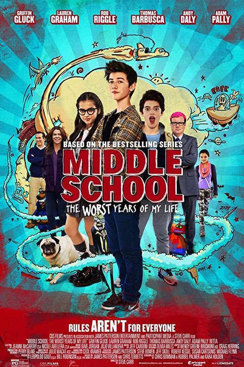 tween movies - Middle School: The Worst Years of My Life