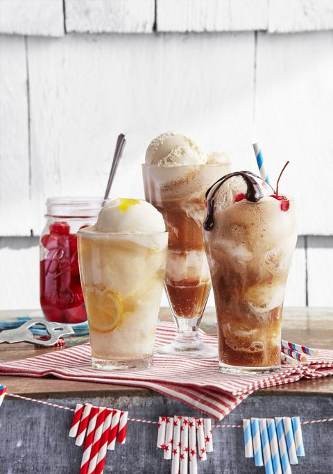 Tween Party Ideas Coke Floats