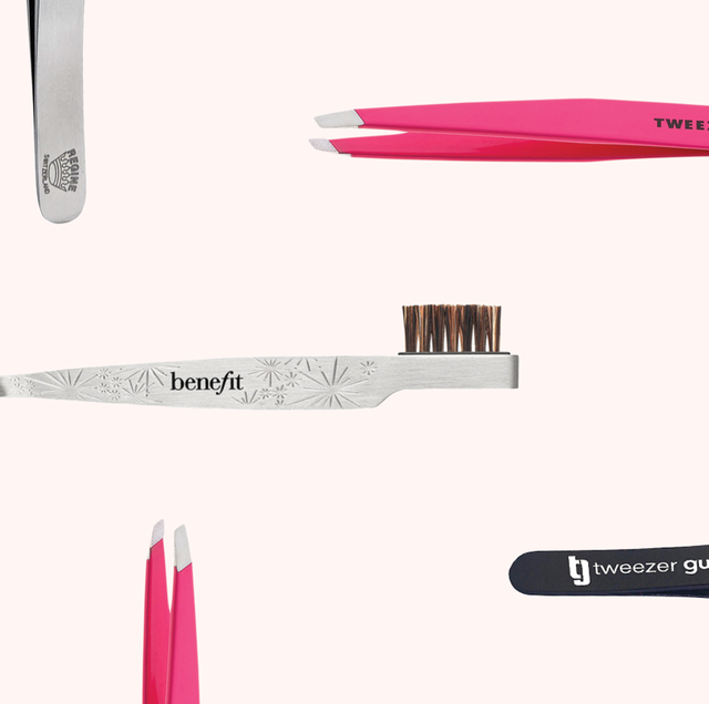 9 Best Tweezers for Easily Plucking and Shaping Brows