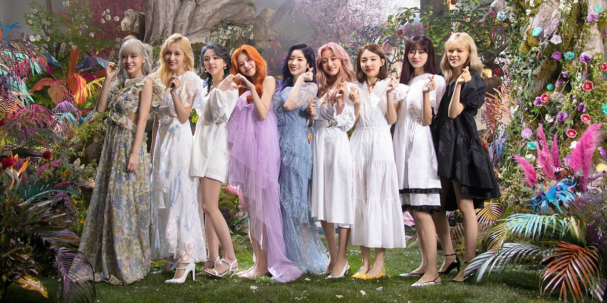 TWICE on Their New Album, Favorite Hair Colors, and Quarantine Entertainment