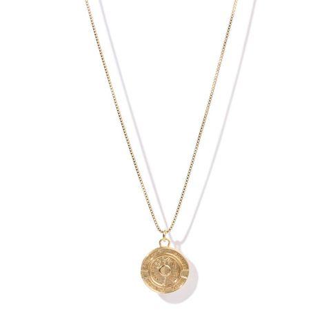 twilight necklace gold