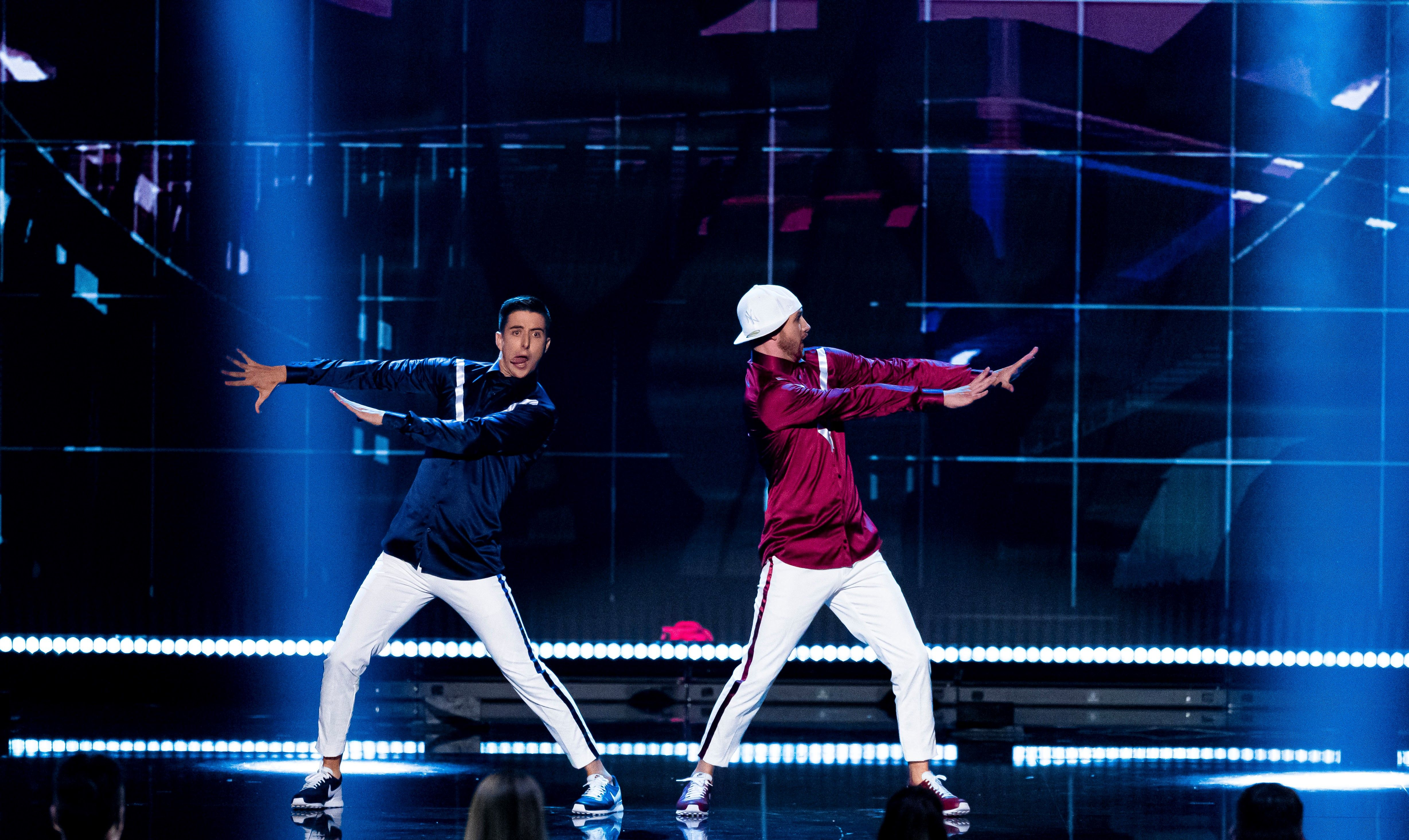 Britain's Got Talent: The Champions winners Twist and Pulse respond to superfan controversy