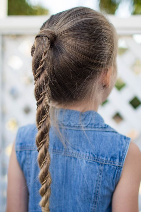 20 Easy Kids Hairstyles — Best Hairstyles for Kids