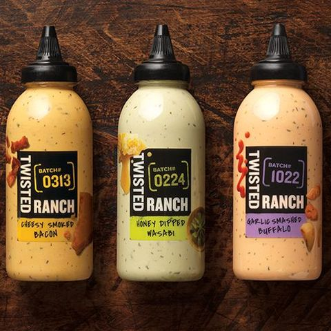 Kraft Heinz Twisted Ranch Launch 5 New Keto Ranch Dressings