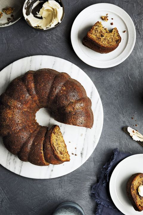 Banana Bread - Father's Day Brunch