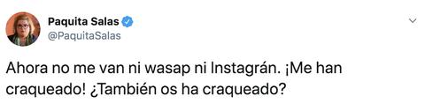 Paquita Salas frases