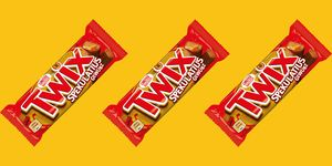 The Biscoff Flavoured Twix Is Available To Buy In The UK