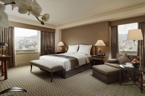 漢來大飯店豪華客房