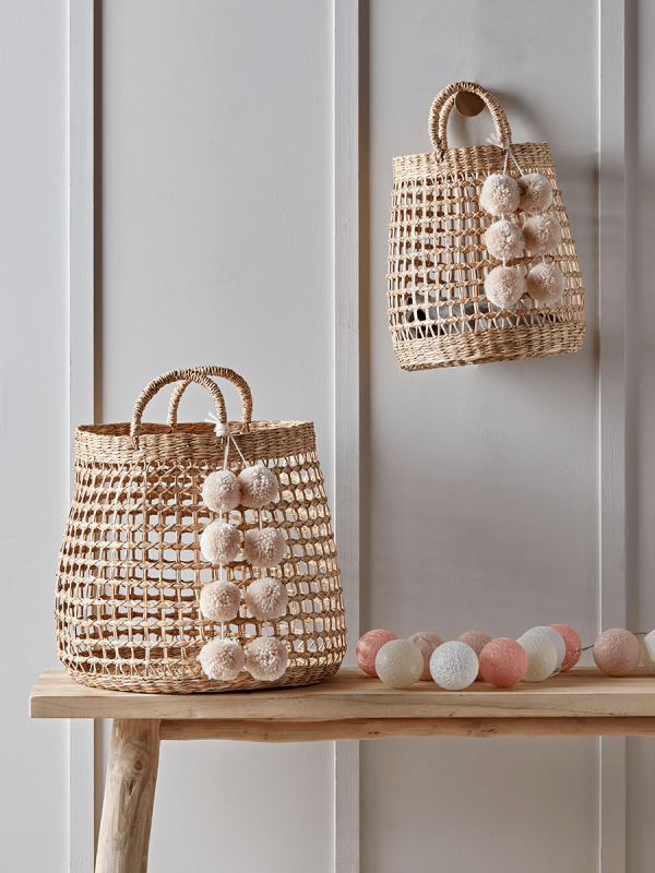 26 stylish storage baskets for an organised home