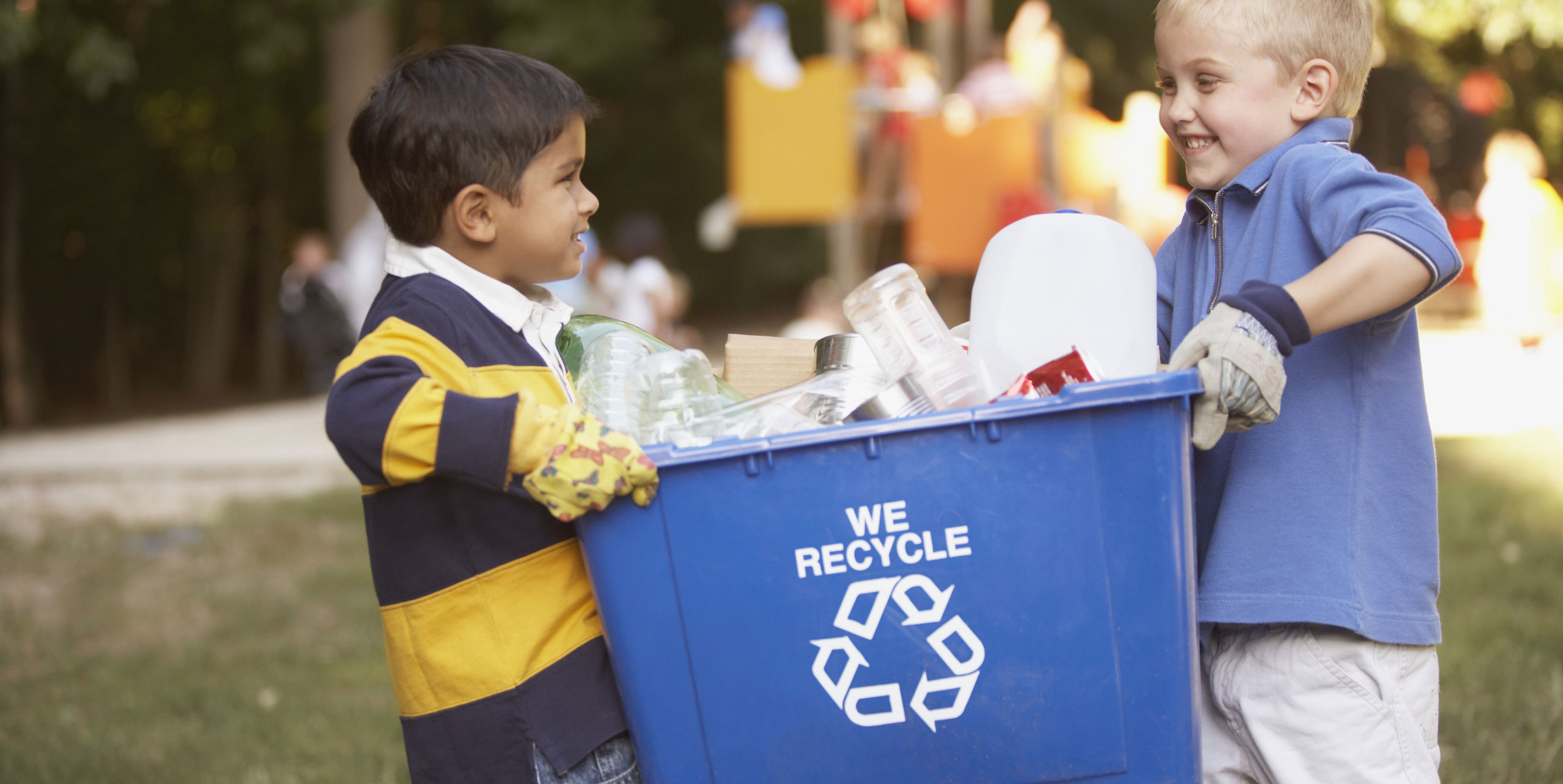 Here's Exactly What All of the Recycling Symbols on Plastics Mean