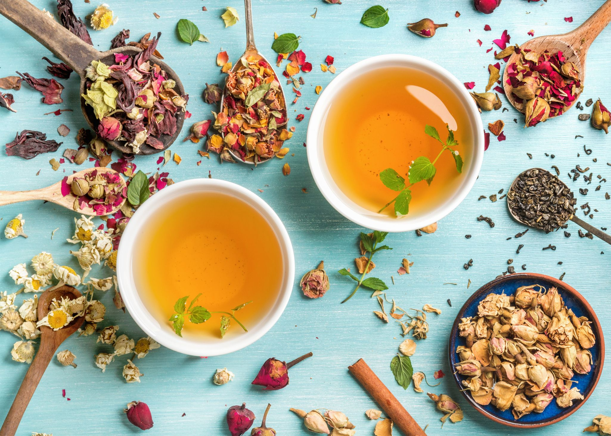 Why Detox Teas Don't Work for Weight Loss - The Side Effects of Tea Cleanses