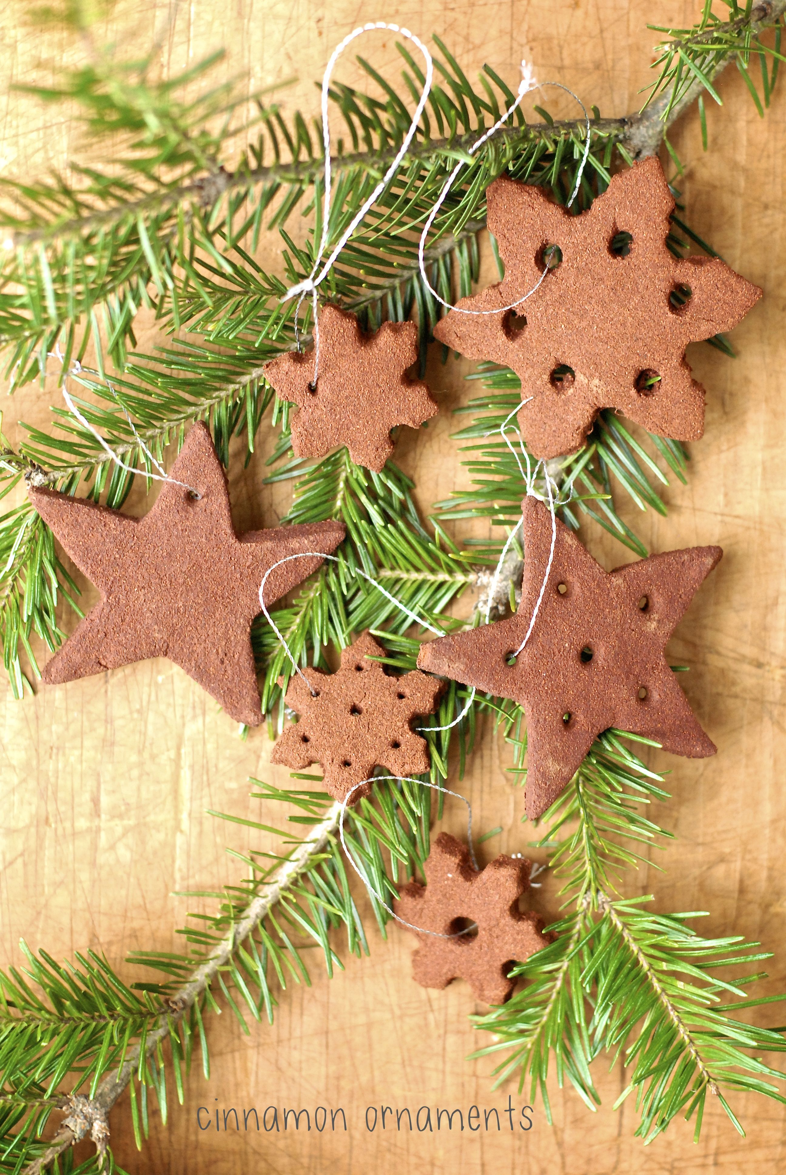 20 Best Cinnamon Christmas Ornaments   How to Make Easy ...