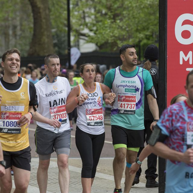 5a9a3c2d99 19 amazing moments from the London Marathon you might have missed