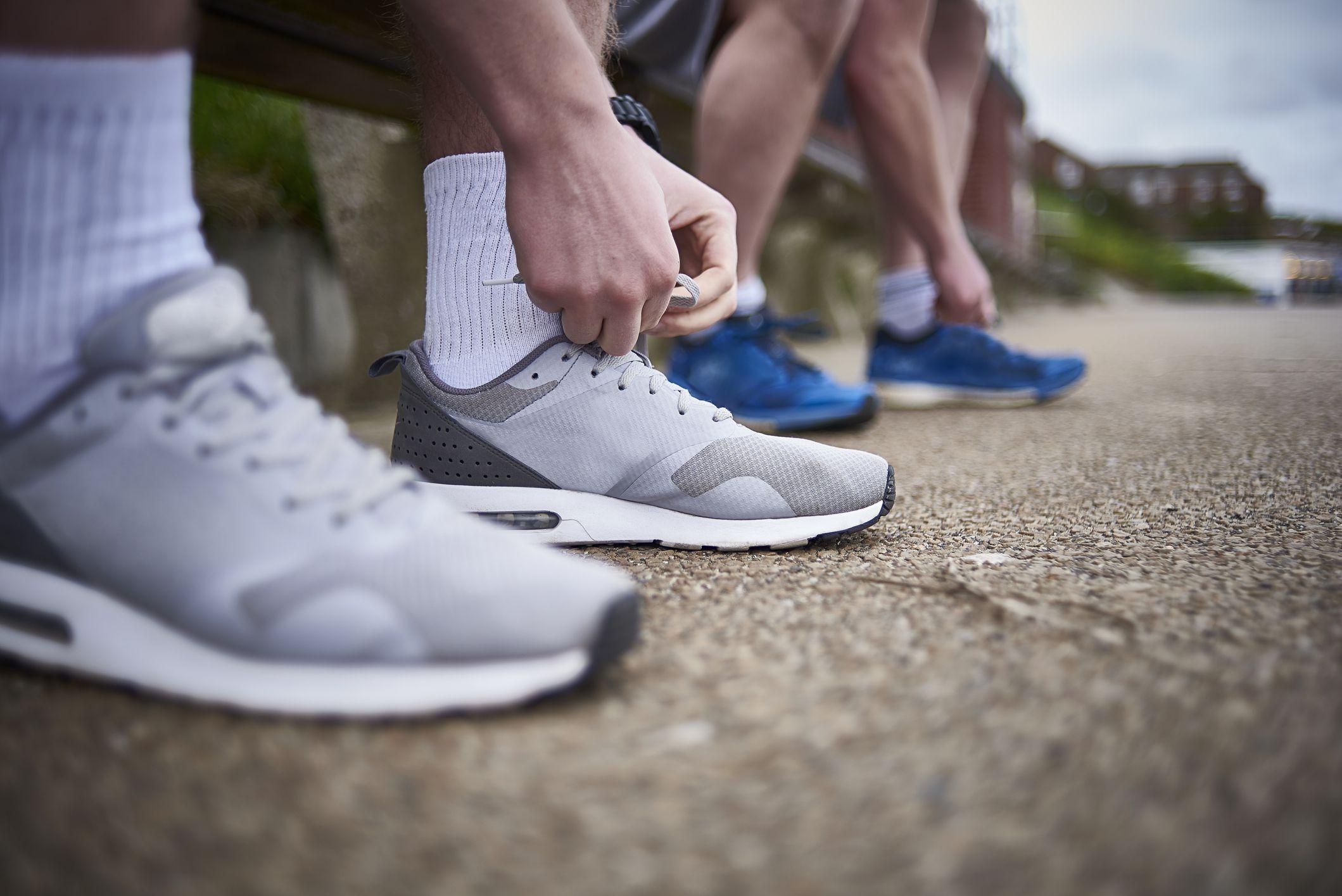 SALE 1000 Mile Trainer Liner Ankle Sport Sock Blister Free Running GYM