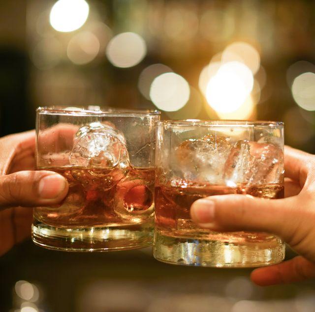 calories in bourbon