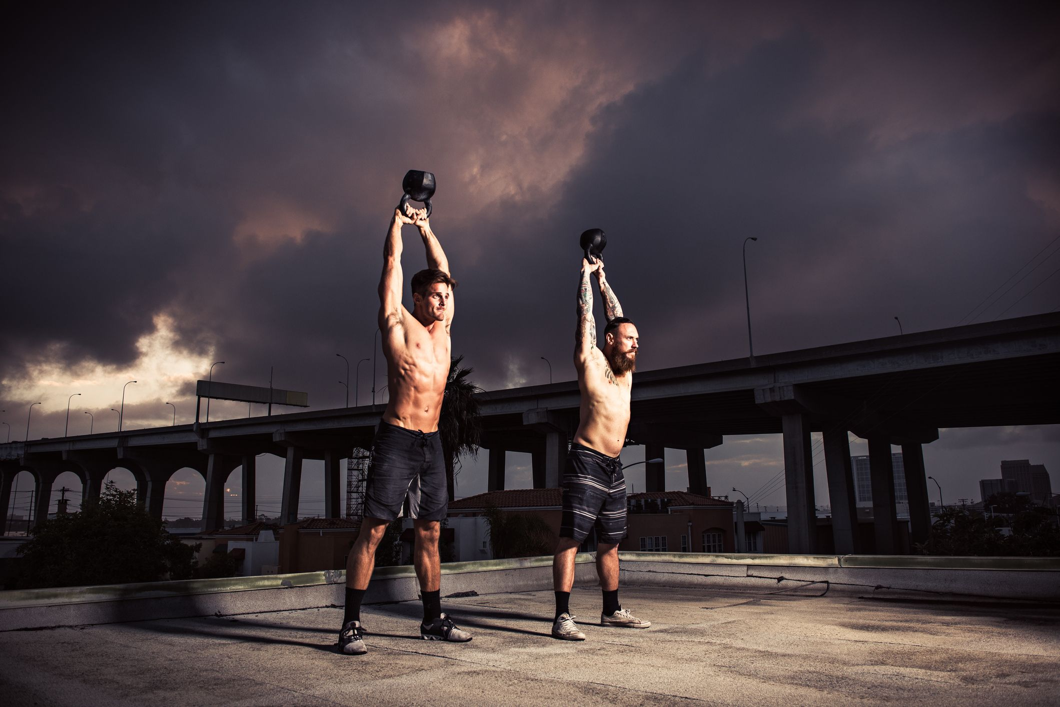 Don't Ever Do the American Kettlebell Swing. Here's Why