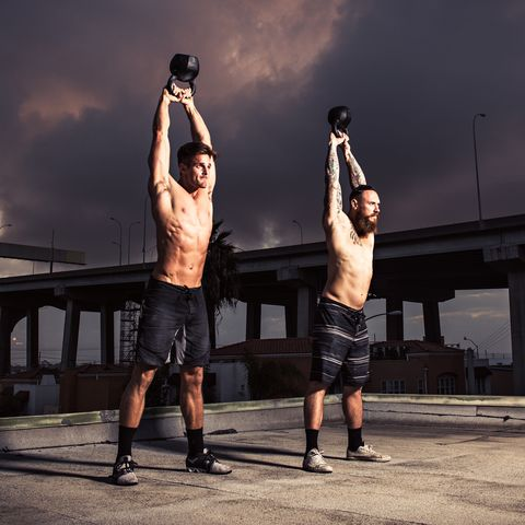 Why The American Kettlebell Swing Exercise Is Dangerous