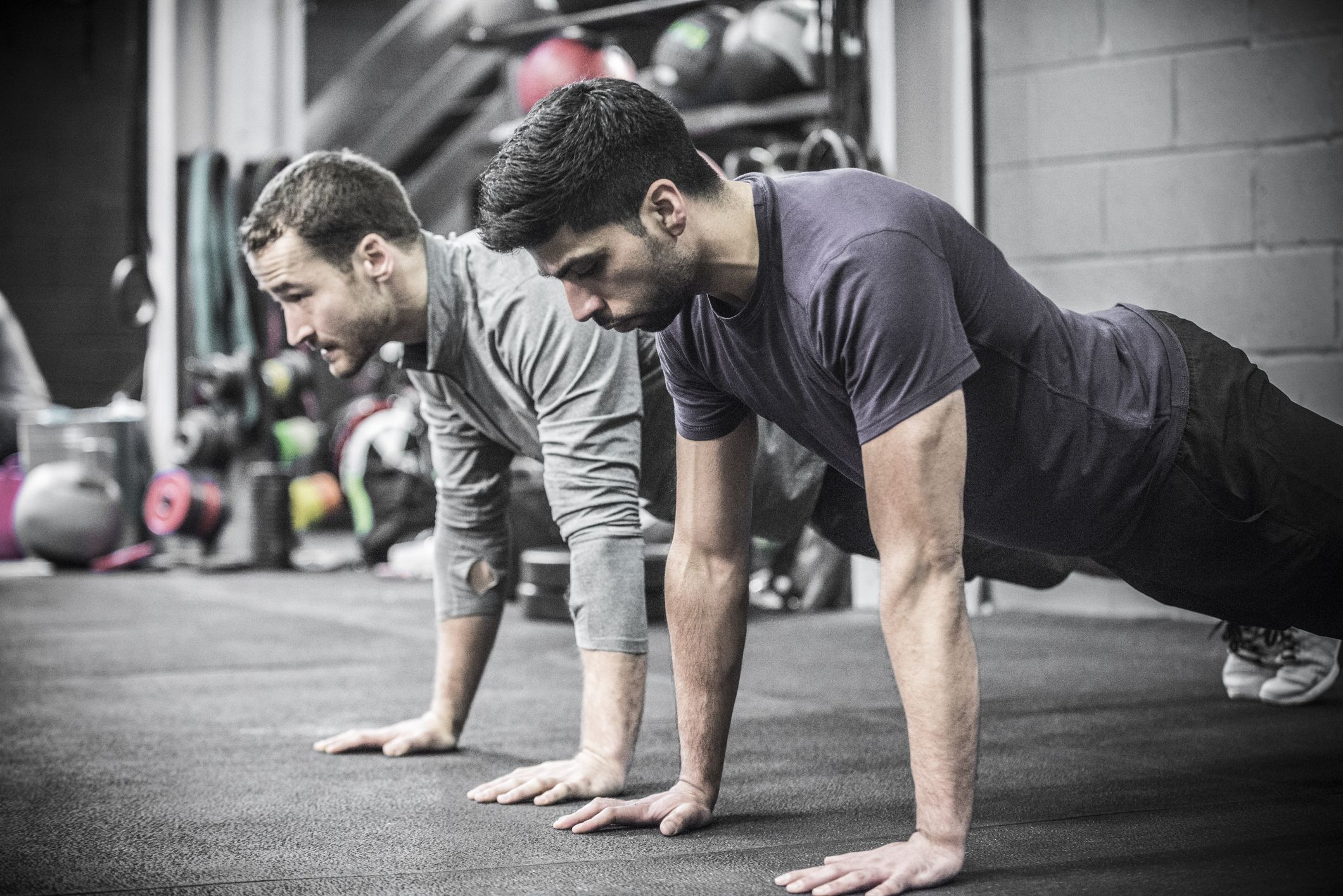 This 15-Minute Triceps Workout Can Be Done Anywhere