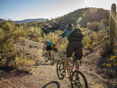 ciclismo de montaña para principiantes