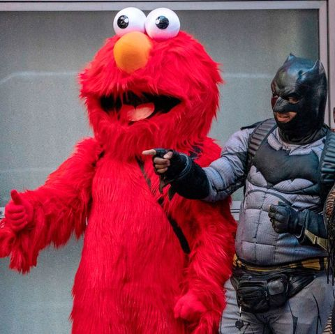 All of America Must Bow Before Elmo, Our Chaotic Antifa Overlord