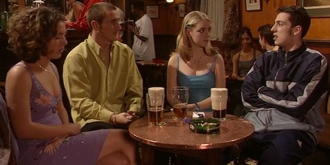 two pints of lager and a packet of crisps episodes