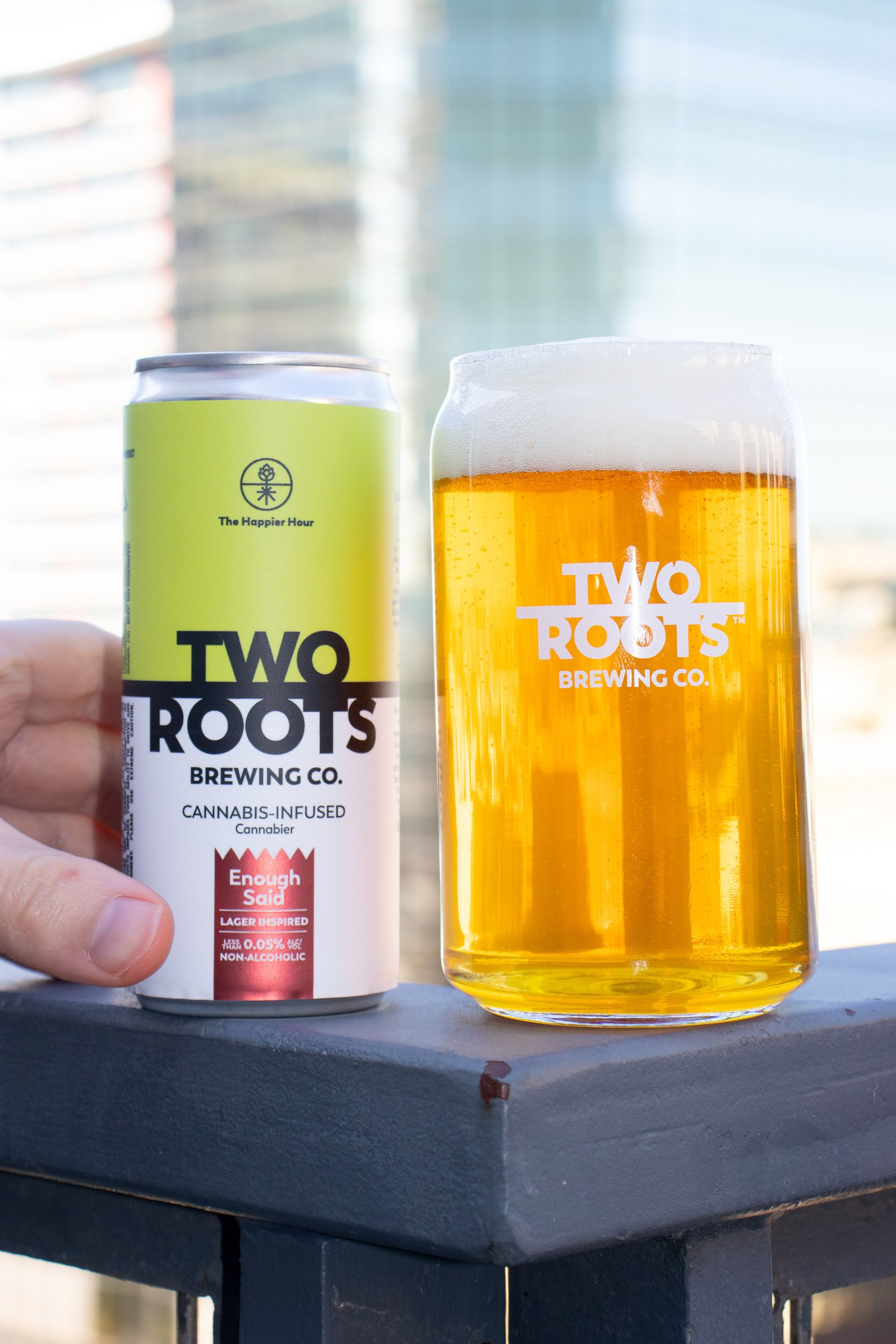 Two Roots Brewing Co Is Now Selling Cannabis-Infused Craft Beer That's A Healthy Alternative To Alcohol