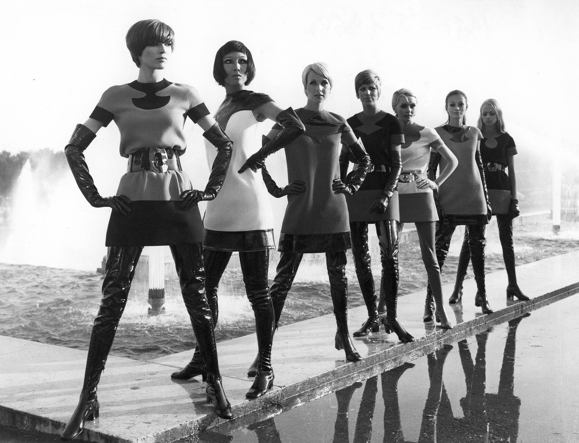 Pierre Cardin's Future Fashion