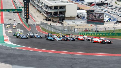 AUTO: FEB 23 FIA World Endurance Championship - Lone Star Le Mans