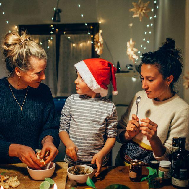 healthy christmas foods