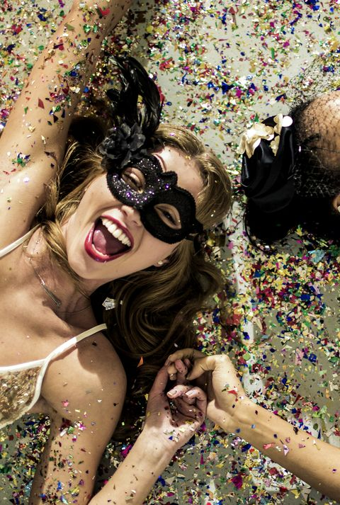 Best New Year's Eve Party Themes 2020 - Masquerade Party Theme