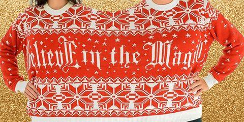Twosie Christmas jumper